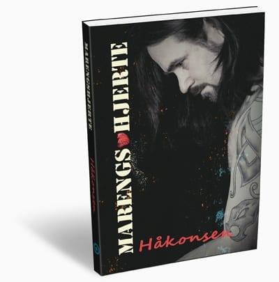 Marengshjerte, en diktsamling fra Håkonsen